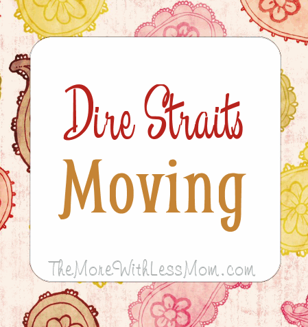 Dire Straits Moving: Tips for Relocating in a Not-So-Pretty Situation – Homelessness and Other Hard Times Moves
