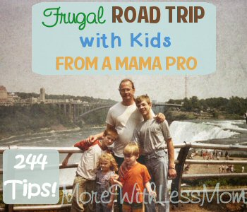 Frugal road trip